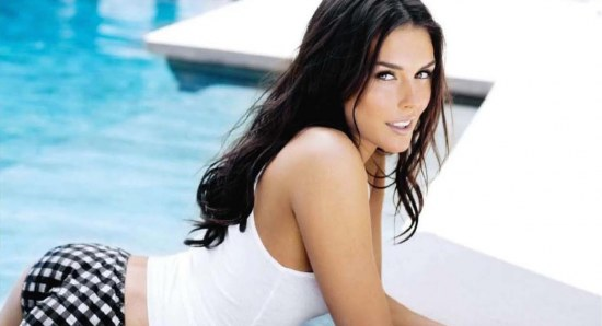 Taylor Cole in photoshoot