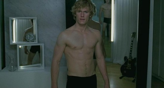 Alex Pettyfer could be in line to play Christian Grey