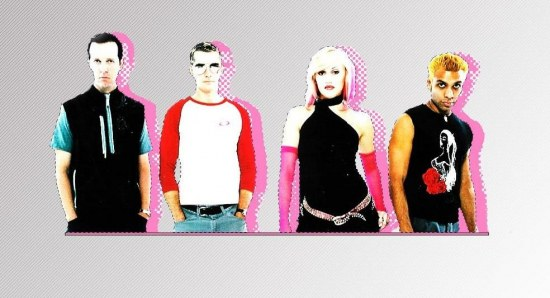 No Doubt CD cover