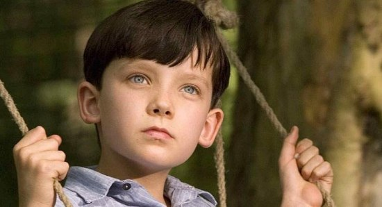 A younger Asa Butterfield