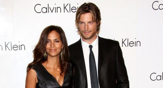 Halle Berry used to date Gabriel Aubry