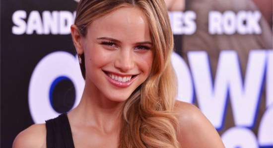 Halston Sage has a promising future