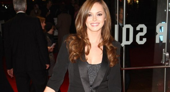 Hannah Tointon's career is going strong
