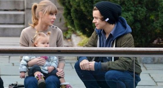 Harry Styles and Taylor Swift spend some time together