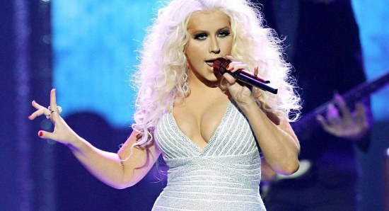 Christina Aguilera has a guest role on the show