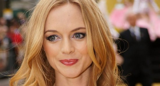 Heather Graham is best known for The Hangover