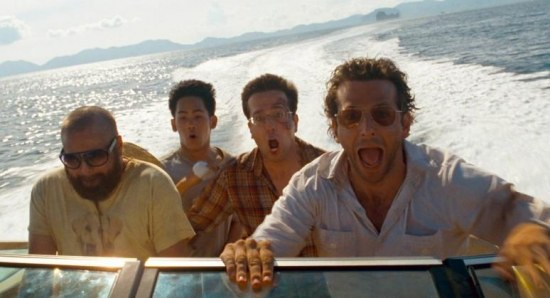 A still from the Hangover Part II