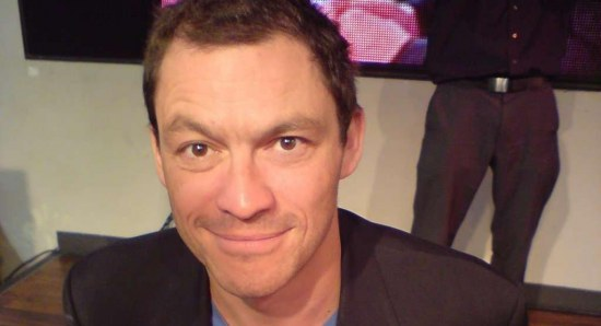 Dominic West plays Richard Brton