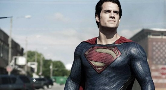 Henry Cavill has completed his scenes