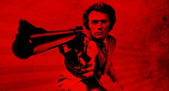 Clint Eastwood played Dirty Harry