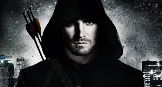 Stephen Amell will also be there