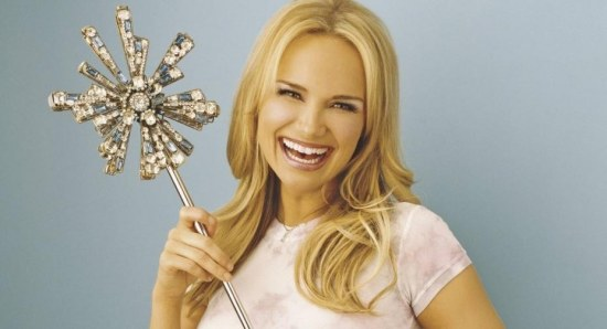 Kristin Chenoweth also starred