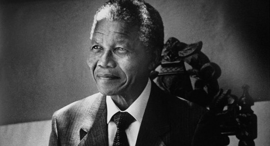 Nelson Mandela passed away this month