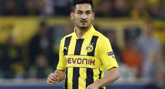 Ilkay Gundogan is a Manchester United target