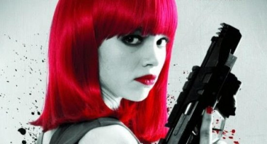 India Eisley in new Kite poster