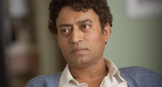 Irrfan Khan has a role in the film