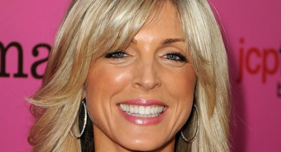 Marla Maples on red carpet