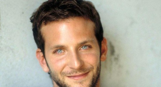 Bradley Cooper in relaxed state