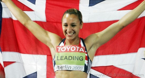 Jessica Ennis-Hill is a positive role model