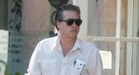 Val Kilmer is also in the series