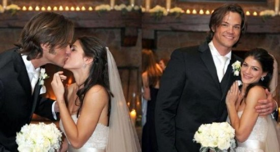 JAred and Genevieve Padalecki recently got married
