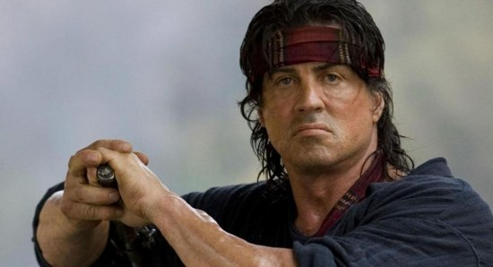 Sylvester Stallone is back as Rambo for a fifth time
