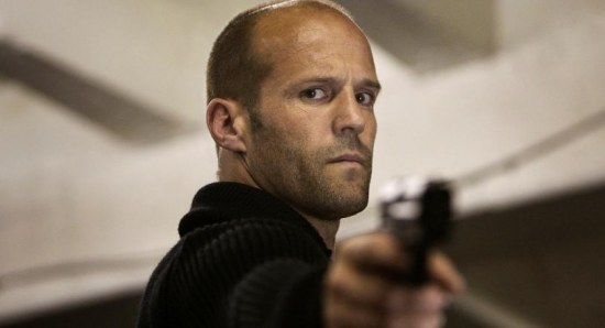 Jason Statham in one of his many tough guy roles