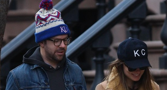 Jason Sudeikis and Olivia Wilde out in NYC