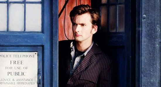 David Tennant returns for the special