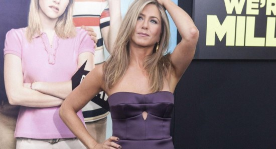 Jennifer Aniston has had a long and successful career