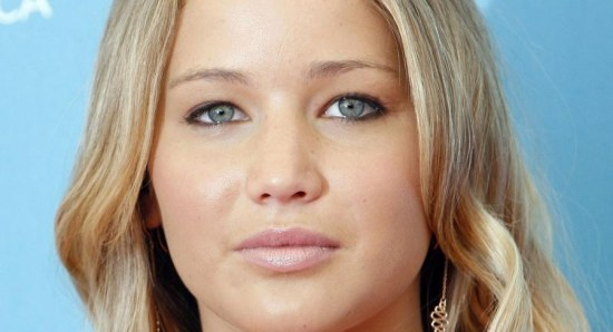 Jennifer Lawrence when she was younger