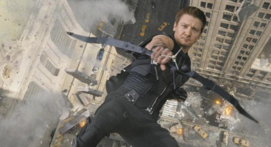 Jeremy Renner loves the character