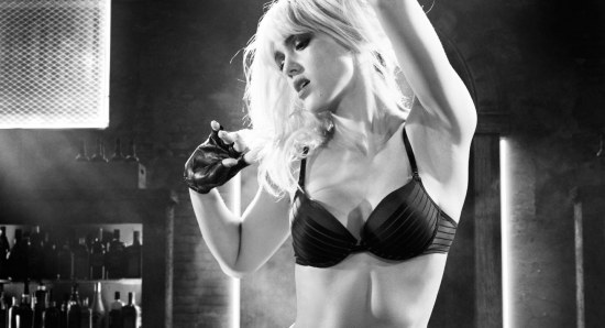 Jessica Alba plays Nancy Callahan in the Sin City movies