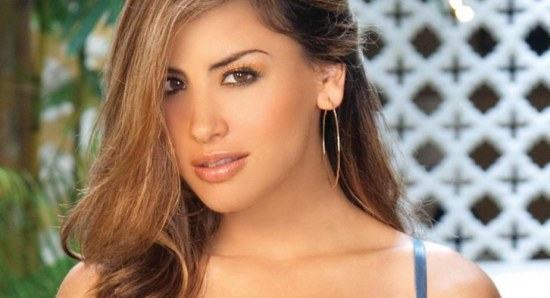 Jessica Cediel is very popular in south america