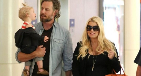 Jessica Simpson is a family woman