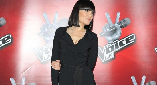 Jessie J is a coach on The Voice