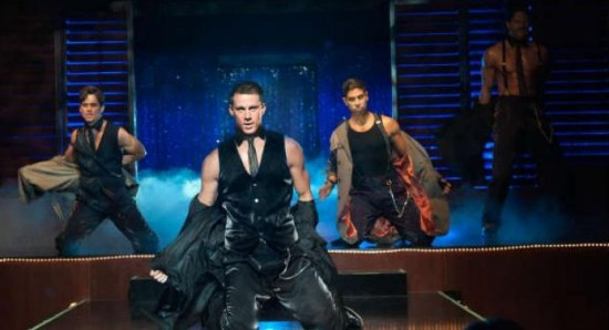 Scene from Magic Mike