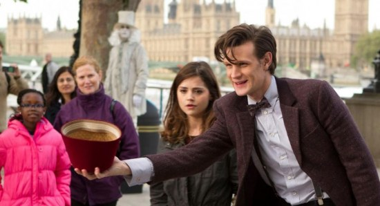 Matt Smith will be departing Doctor Who