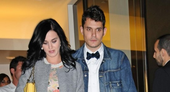 Katy Perry and John Mayer out on a date in LA