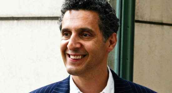 John Turturro is giving back