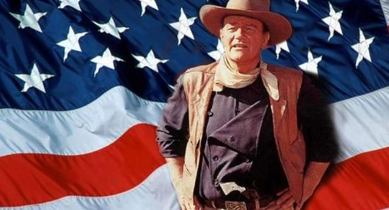 John Wayne will forever be a legend