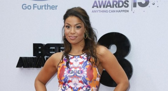 Jordin Sparks 'owning' the red carpet