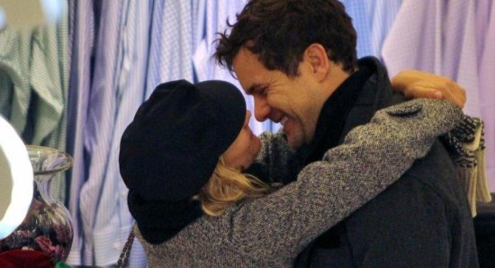 It was rumored that Joshua Jackson and Diane Kruger were engaged