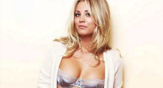 Kaley Cuoco also had a video leaked