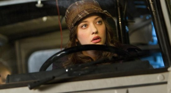 Kat Dennings as Darcy Lewis