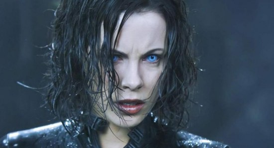 Kate Beckinsale stars in the Underworld movies