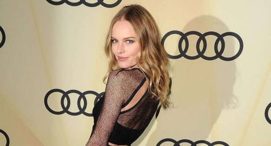 Kate Bosworth looking great in black dress