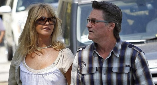 Kurt Russell and Goldie Hawn have been together for 30 years