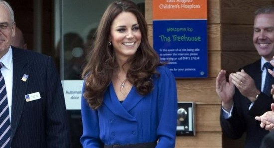 Kate Middleton always looks great