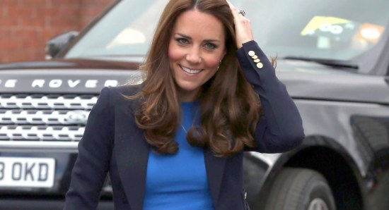 Kate Middleton is now wanted for September